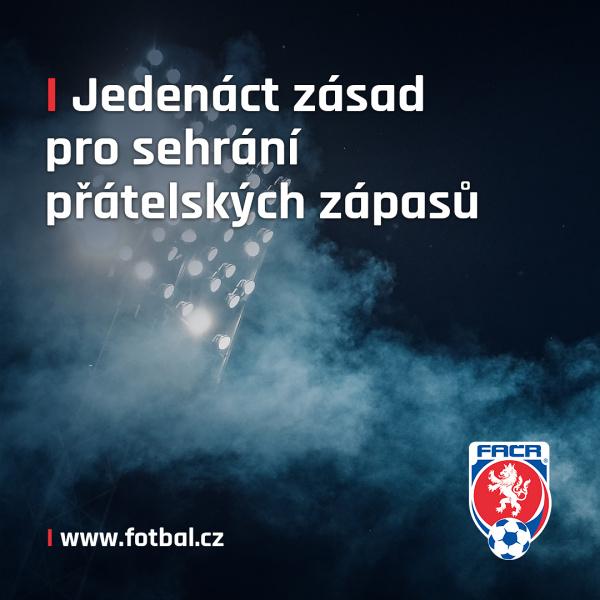 Zpráva GS FAČR z 21. 5. 2021: Pravidla pro sehrání přátelských zápasů