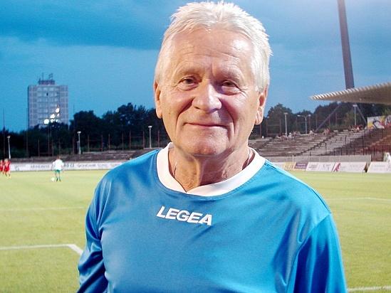 Gratulujeme: Manfred Sattler slaví 80. narozeniny