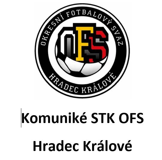 Komuniké STK OFS Hradec Králové z 15. 10. 2021