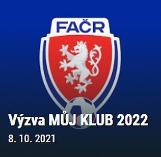 Výzva MŮJ KLUB 2022