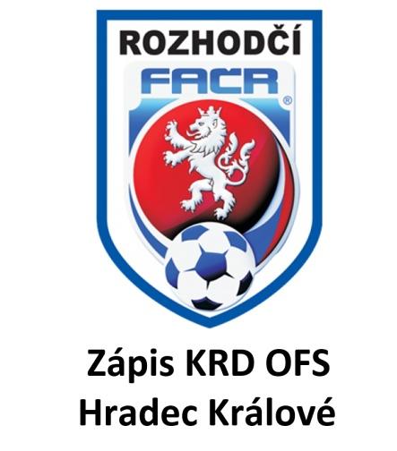 Zápis KRD OFS Hradec Králové z 15. 10. 2021